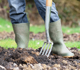 Prep Your Garden for Fall - Tilling